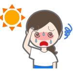 しっかり夏バテ対策でENJOY★SUMMER
